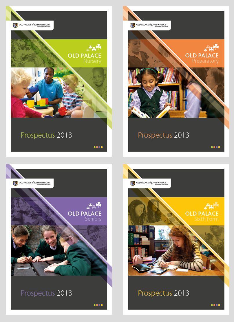 Prospectus Design Concepts Graphic Design Course Booklet Cover Design Company Profile Design
