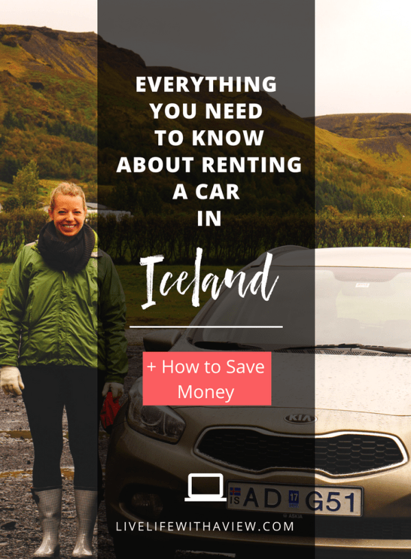 Everything You Need To Know About Renting A Car In Iceland Iceland With A View Rent A Car Car Hire Airport Car Rental