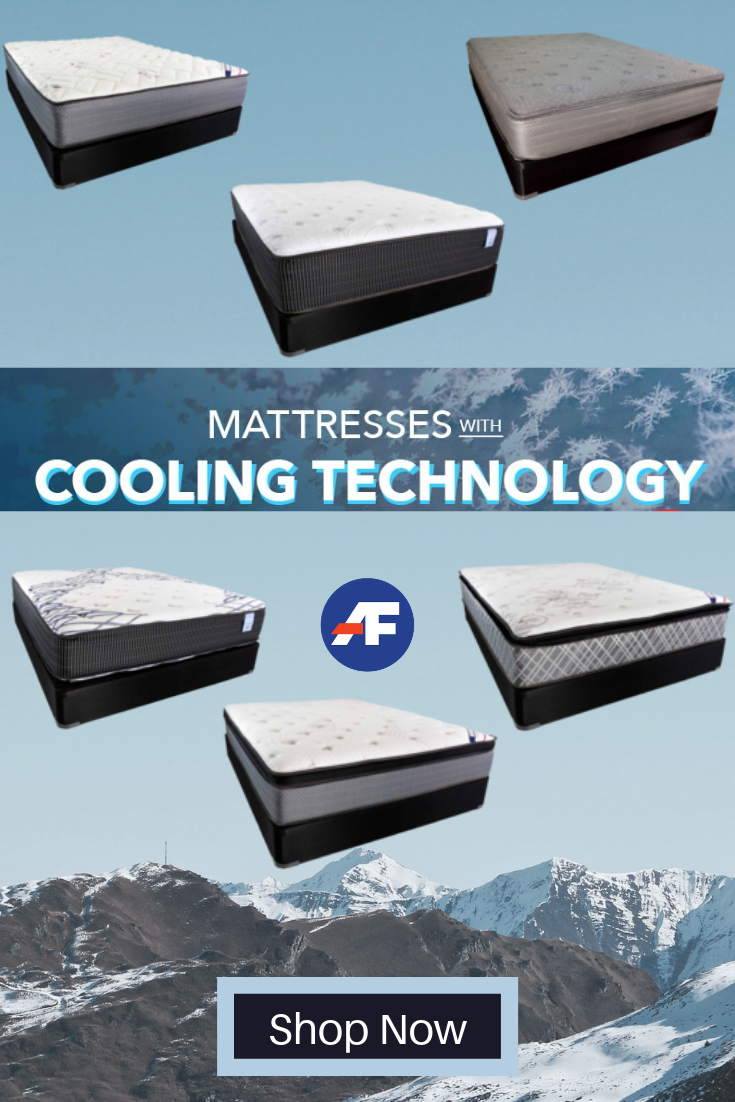 Cooler Sleep At An Even Cooler Price The Latest In Cooling Gel Mattress Technology From Only 169 Each Piece Cool Gel Mattress Mattress Mattress Box Springs