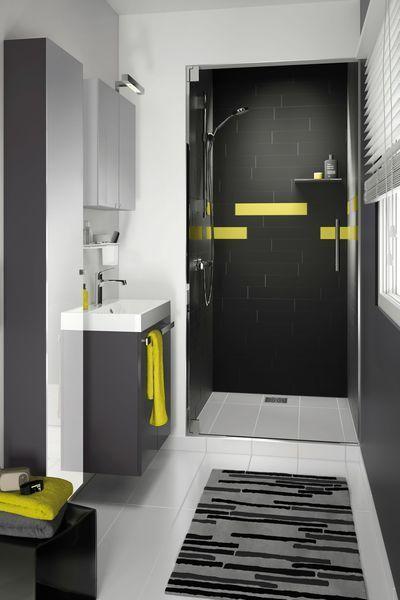 cool Idée décoration Salle de bain - Optimiser l\u0027espace d\u0027une petite