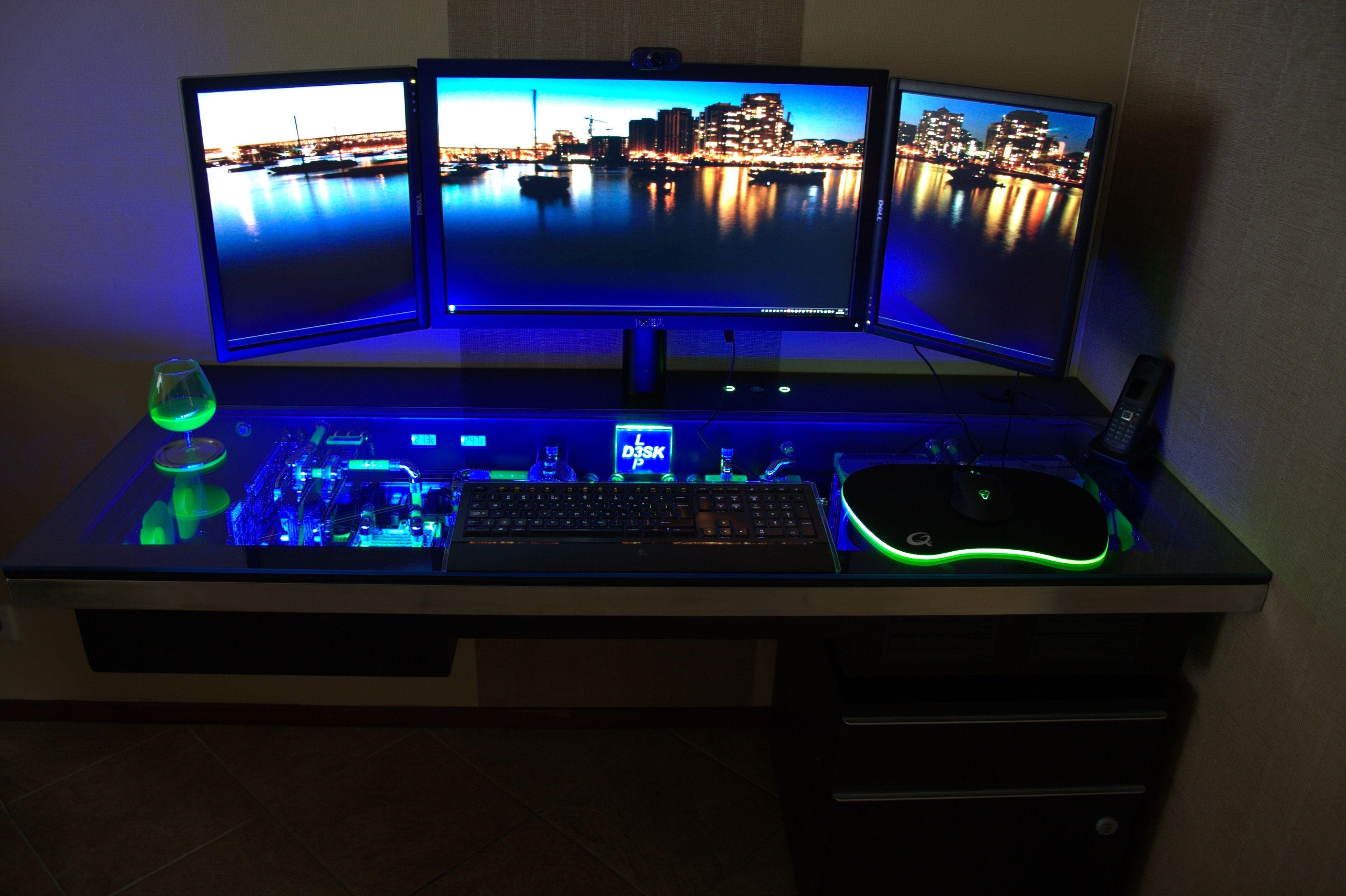 The 5 Coolest Computer Desks Ever - PCMech