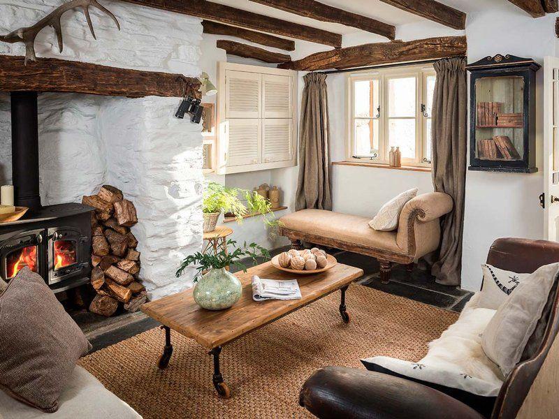 Una casa de campo de estilo ingl s english cottages and - Casas estilo ingles ...