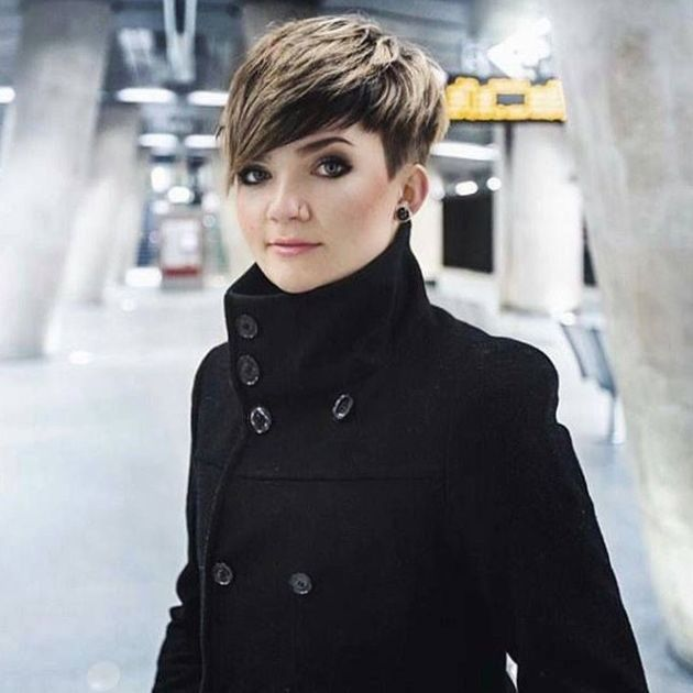 Best Pixie Haircuts For Square Faces: Pin On My Style