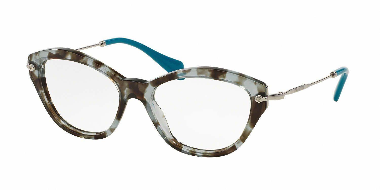 af50f18e2b Miu Miu MU 02OV - Noir Eyeglasses