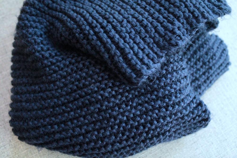 Beginner Knit Scarf, Free Knitting Pattern | Beginner knitting, Knit ...