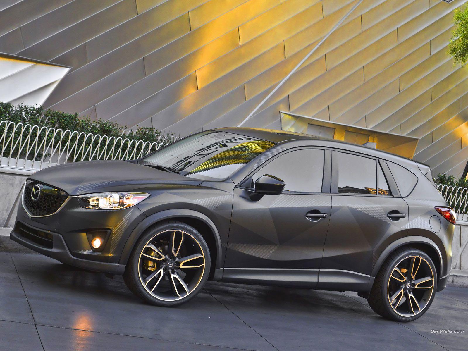 Mazda cx 5 urban concept