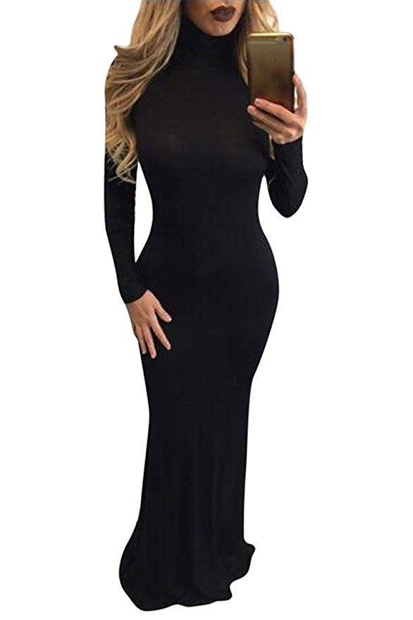 Bodycon dress long sleeve maxi dress amazon ruching the back