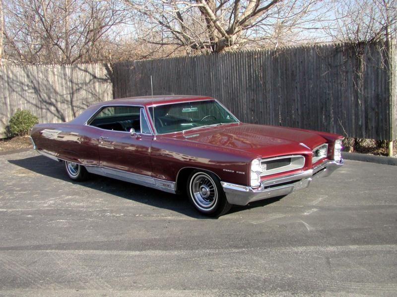 1963 Pontiac Grand Prix | Hagerty – Classic Car Price Guide ...