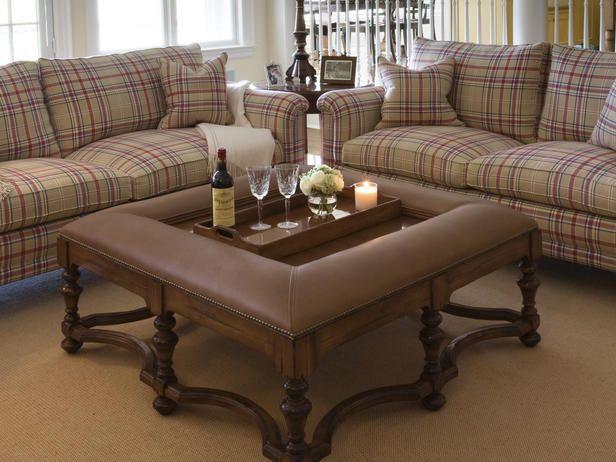 كوسكو ريشة متحرك cushion coffee table