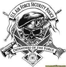 Usaf security forces tattoos