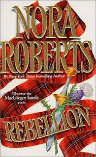 I am just going to say this now...I HEART Nora Roberts.  I have read all of the MacGregor books and they are ALL wonderful.   You'll LOVE the MacGregor's series:-)
