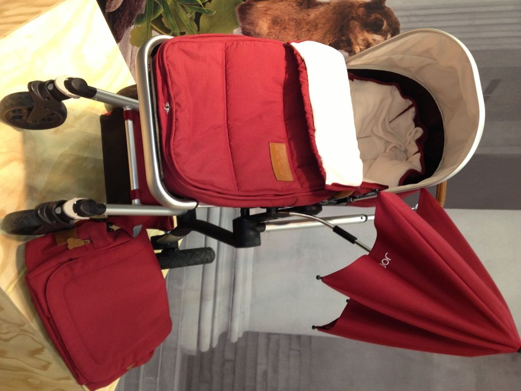 Joolz Earth Stroller in Lobster Red (AW13)