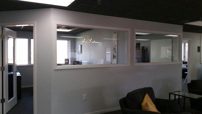 Private space window