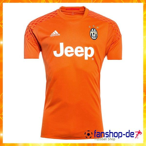 the best attitude 72c5d 0c114 Neues Juventus Torwart Trikot Orange 2016/2017 Fanshop ...