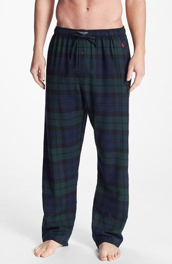 104153a6 Polo Ralph Lauren Flannel Lounge Pants available at #Nordstrom | My ...