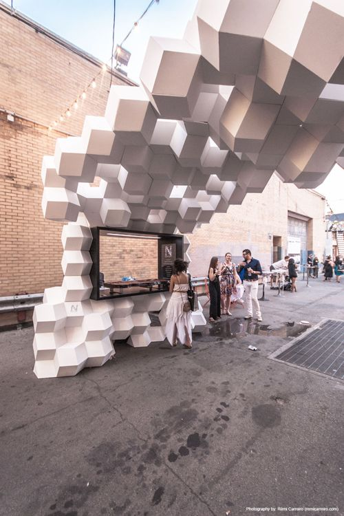 Masters In Architecture   Rhombic D By Ryerson University Master Of Architecture Retail