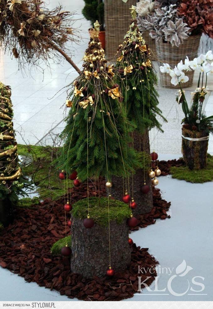 Stylowi Pl Odkrywaj Kolekcjonuj Kupuj Moderne Kerst Groene Kerst Kerst Bloemstukken