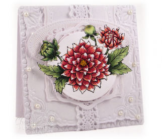 Welcome to Flourishes | Papercrafting | Cardmaking | Exclusive Clear Polymer Stamps | I Count You Twice