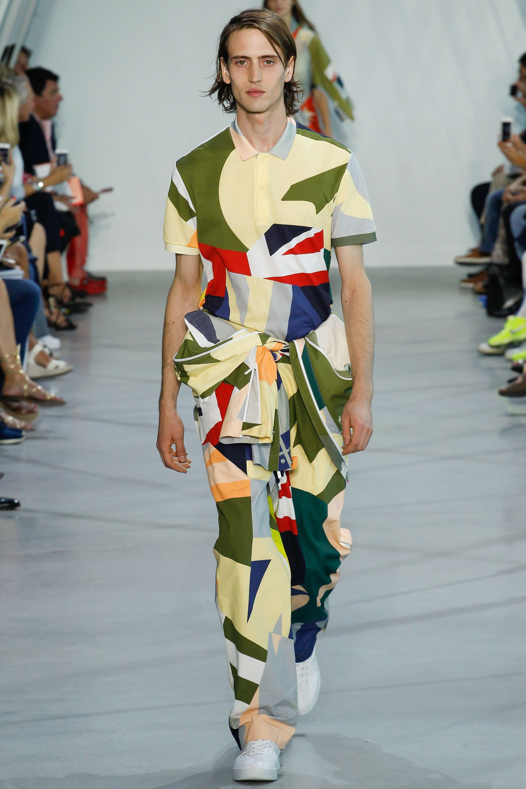 Lacoste Spring 2016 Ready-to-Wear Fashion Show