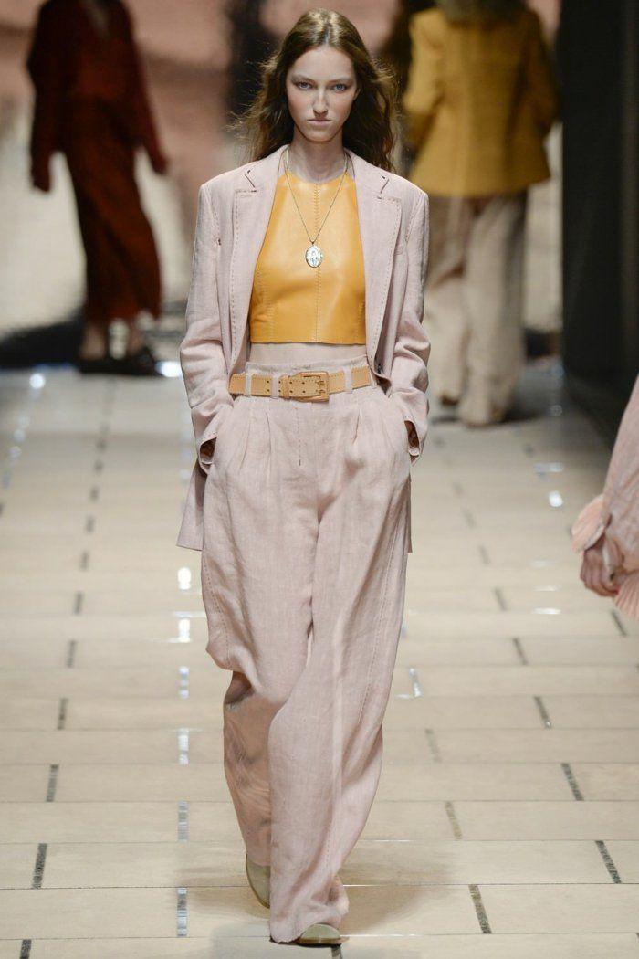 Lange Damenhosen Und Die Trends Fur 2016 Style Spring 2016