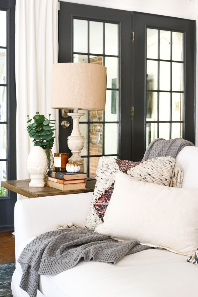 The Design Trick to Transition Your Home for Fall Decorating