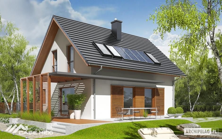 Eco house with Mexi technology is the perfect solution at ...