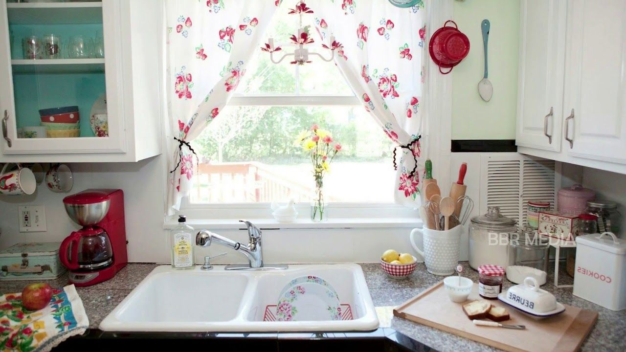 20 Worlds Best Kitchen Curtain Designs 2018 In 2020 With Images