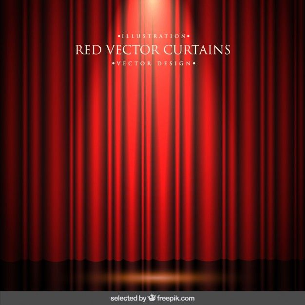 Download Red Curtains Background For Free Red Curtains Vector Free Curtains Vector
