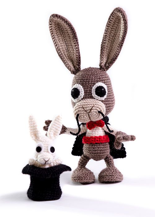 The Big Book of Little Amigurumi: 72 Seriously Cute Patterns to ... | 700x500