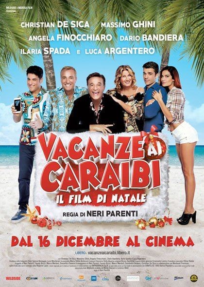 Vacanze Ai Caraibi Il Film Di Natale Mymovies Cinema Films
