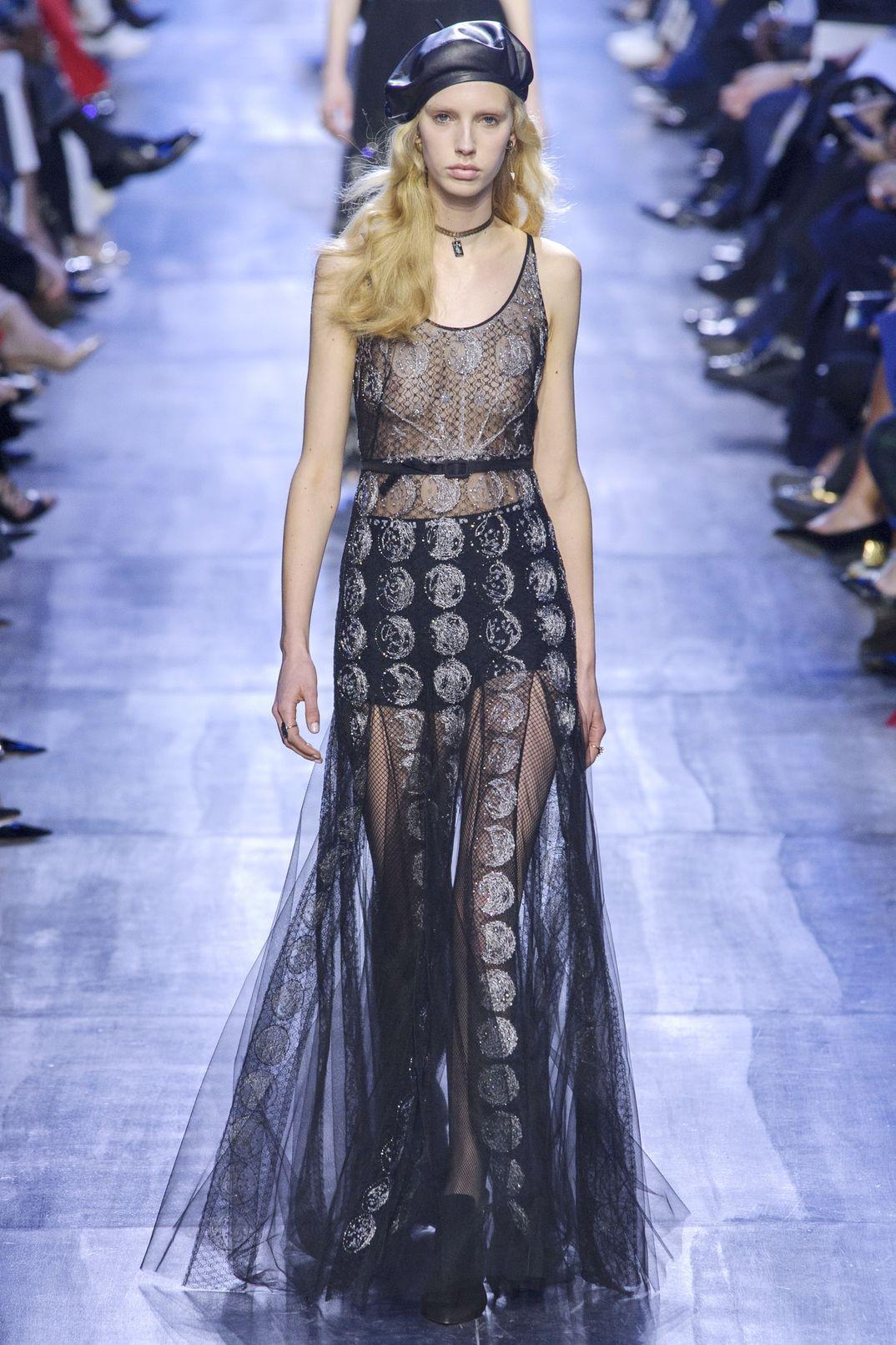 París Fashion Week: Christian Dior Otoño-Invjerno 2017/18