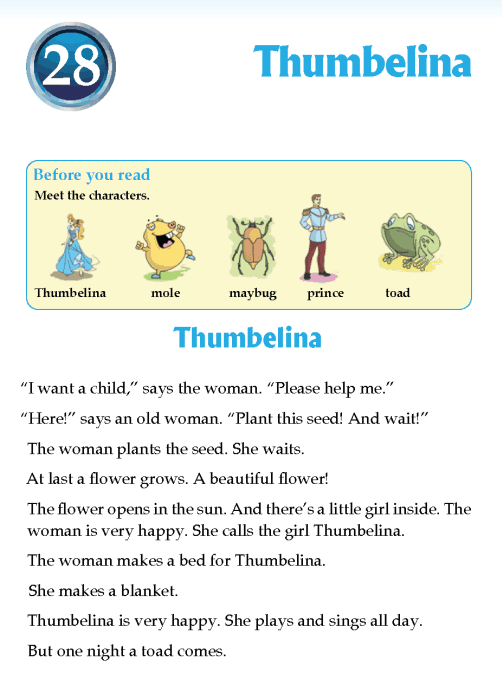 literature grade 3 fairy tales thumbelina 1 different lands different stories fairy tales