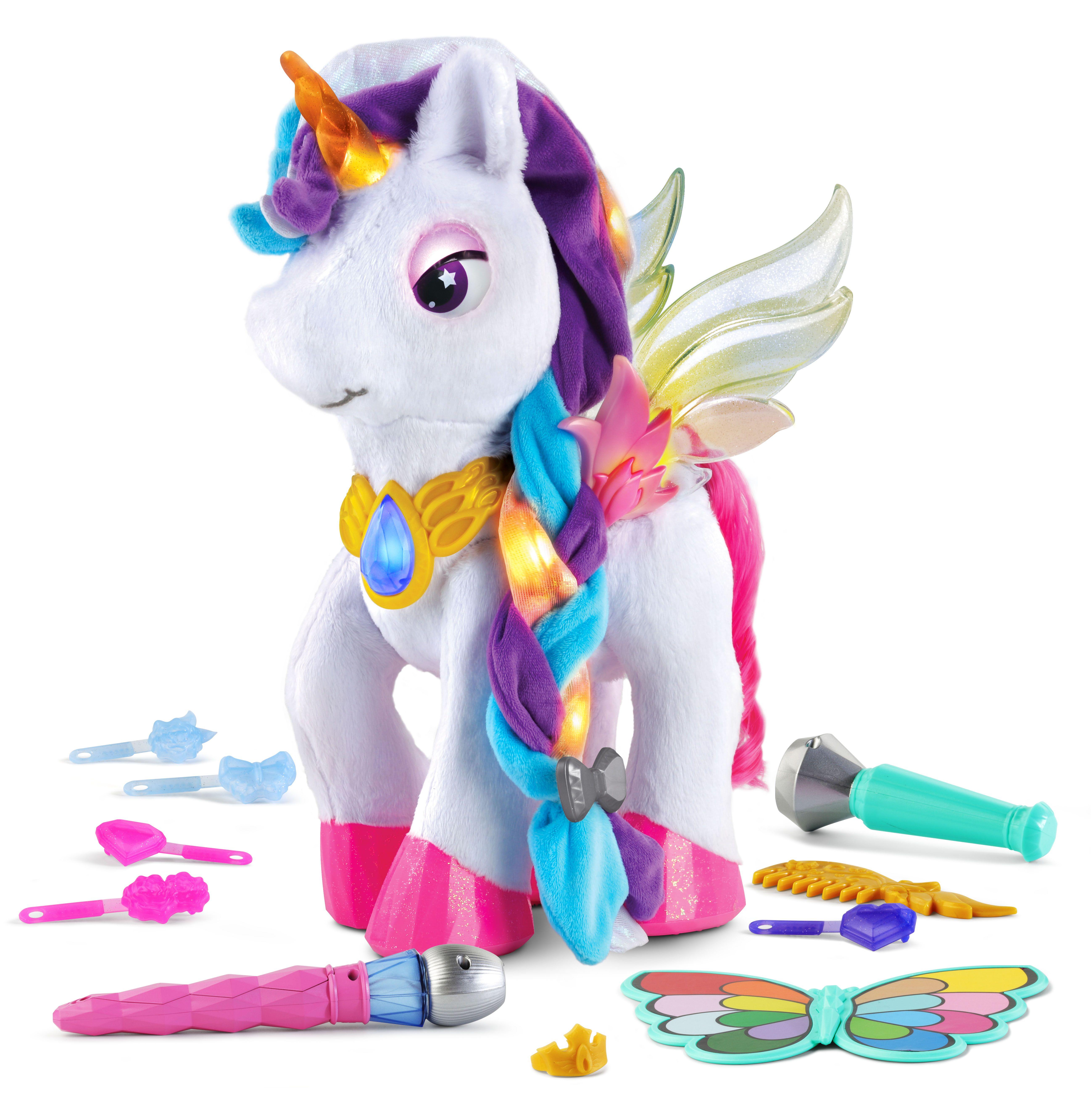 Vtech Myla The Magical Unicorn Walmart Com Unicorn Toys Magical Unicorn Preschool Toys