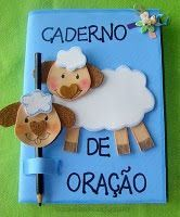 Queridas maestras, vamos usar nuestra fe y ajudar nuestras ovejitas. Que les parece se hacemos un cuaderno de oración? Si usted ya tiene un...