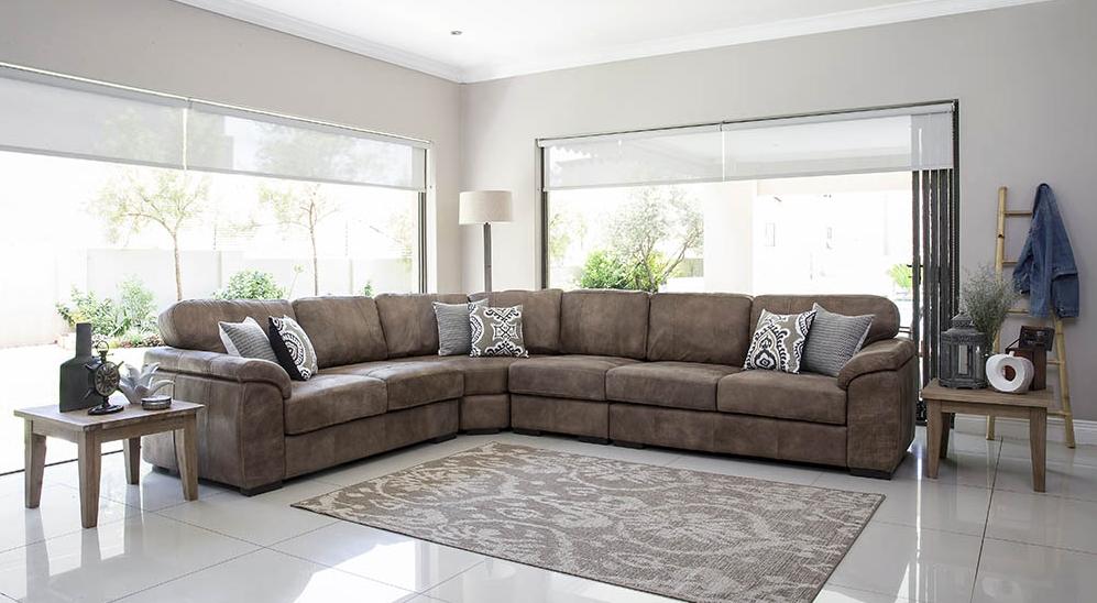 Skylar Corner Suite Elegant Living Room Corner Couch Lounge Suites