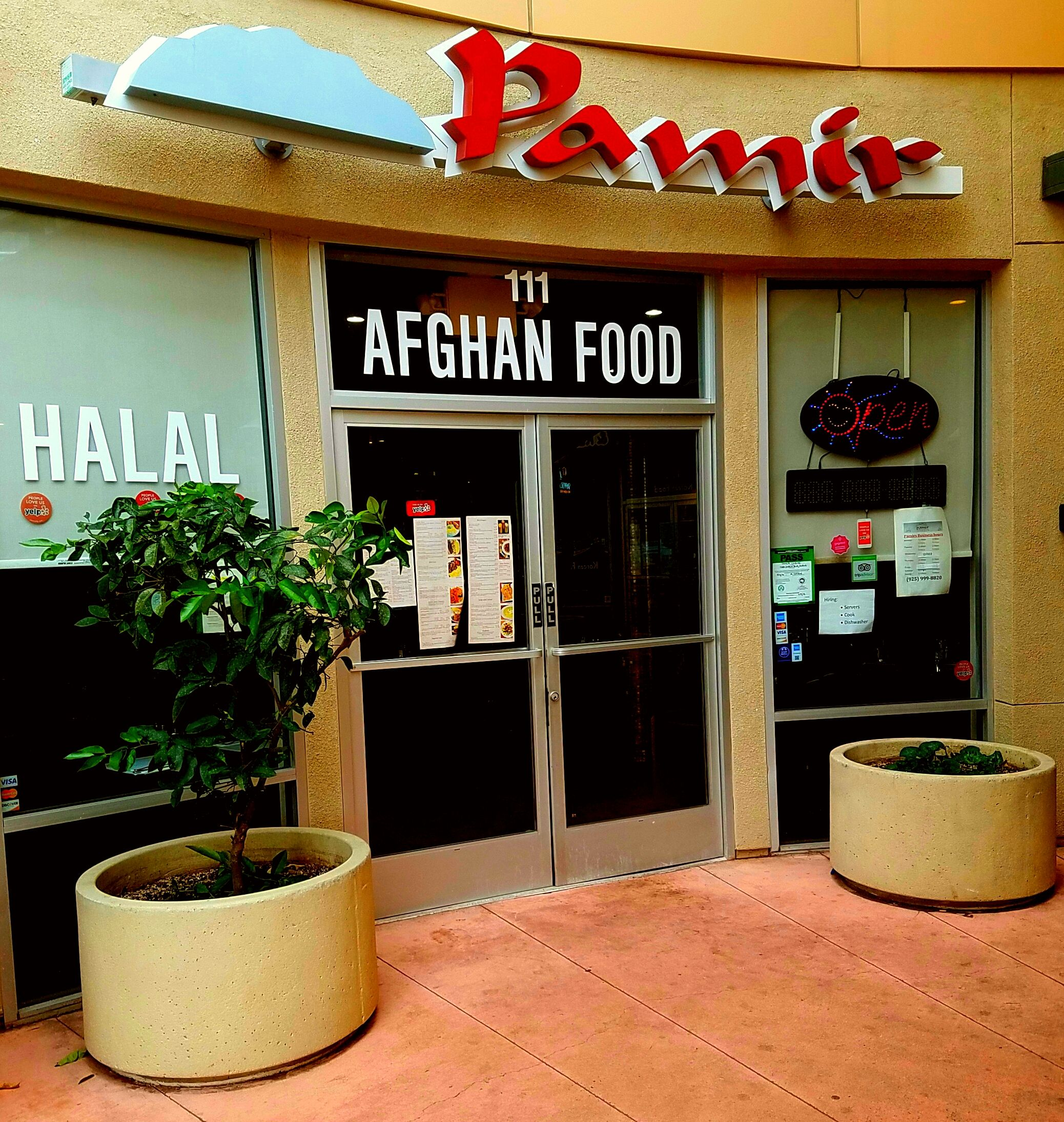Dublin halal food restaurant