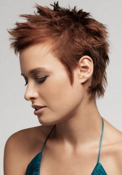 Spiky Kurze Frisuren Für Frauen Frisur Kurzhaarfrisuren