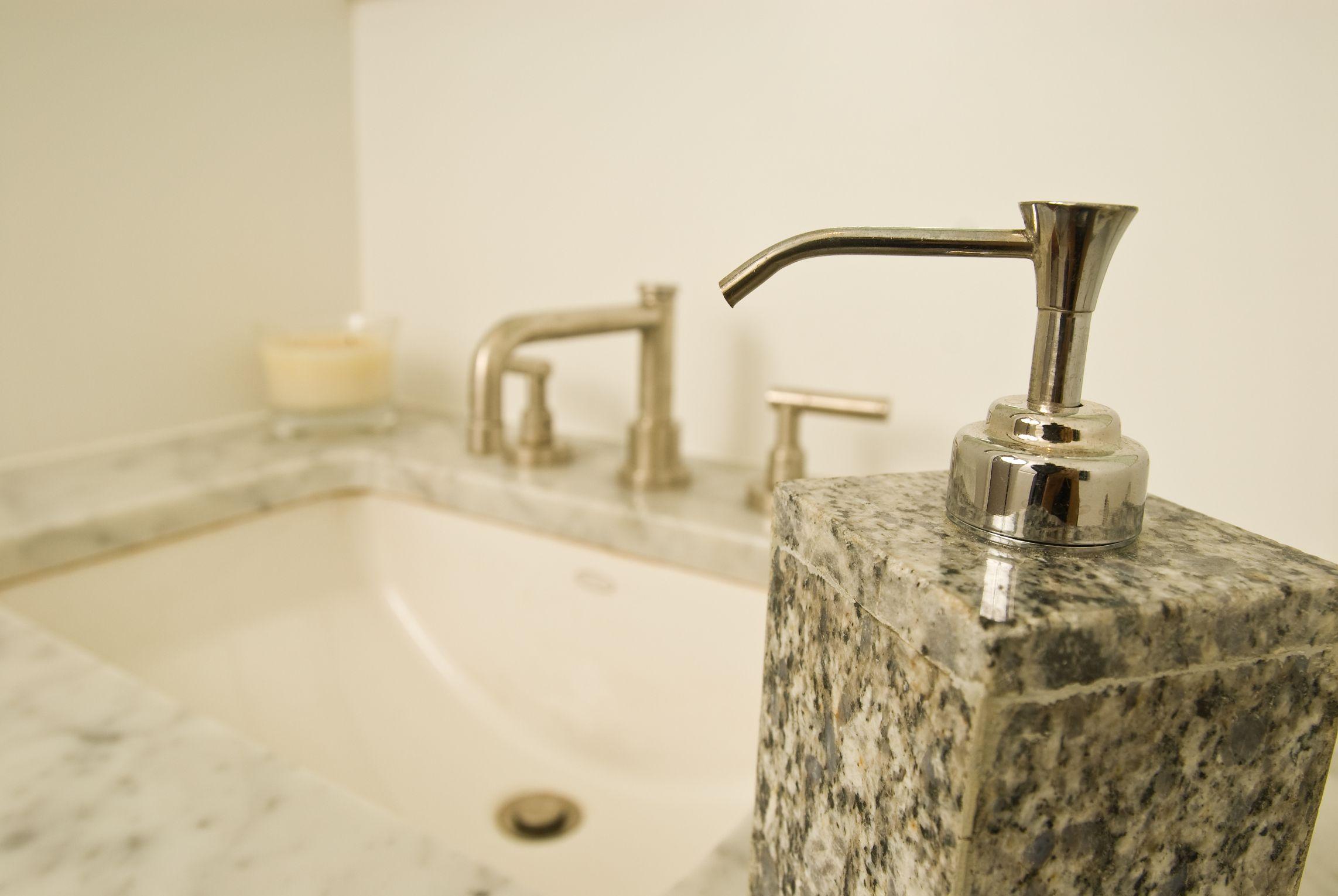 How To Glue Marble To Wood Hunker Marble Countertops Countertops Custom Bathroom Vanity