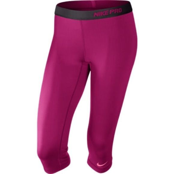 Nike Pro Core II Compression Women's Capri Pants