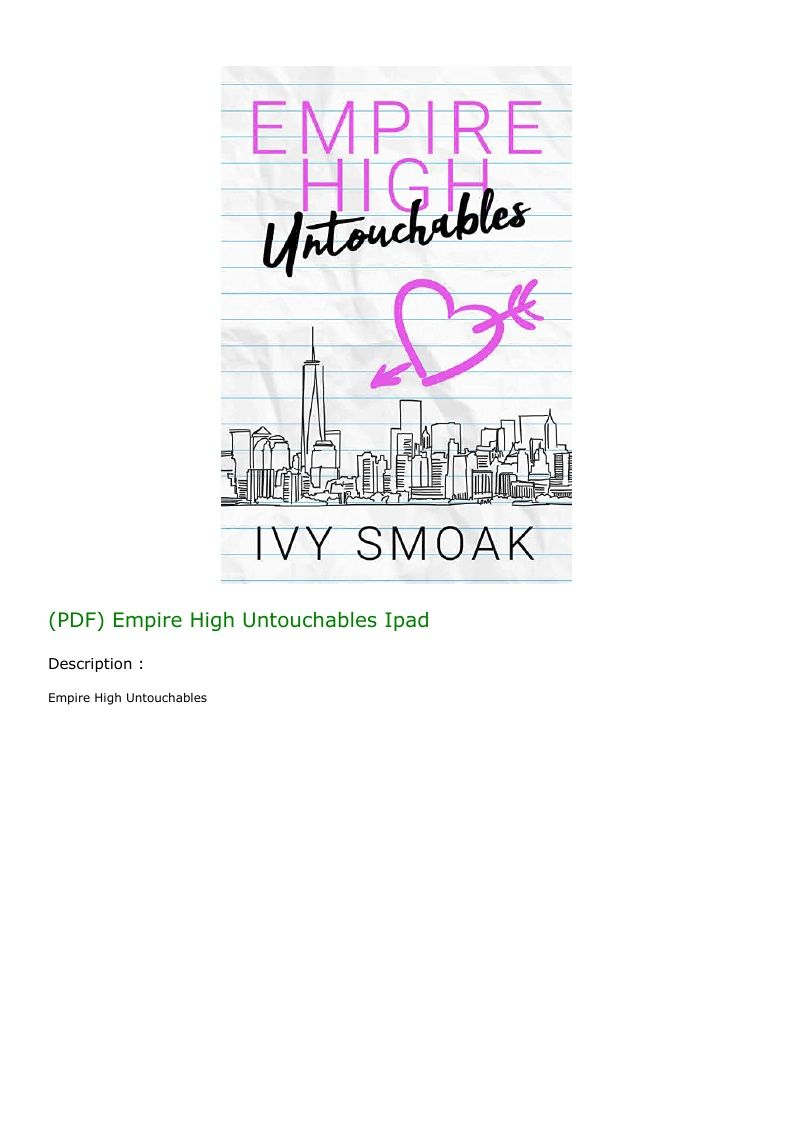 ivy smoak books read online