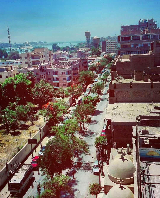 شارع طه حسين المنيا City Park Dolores Park