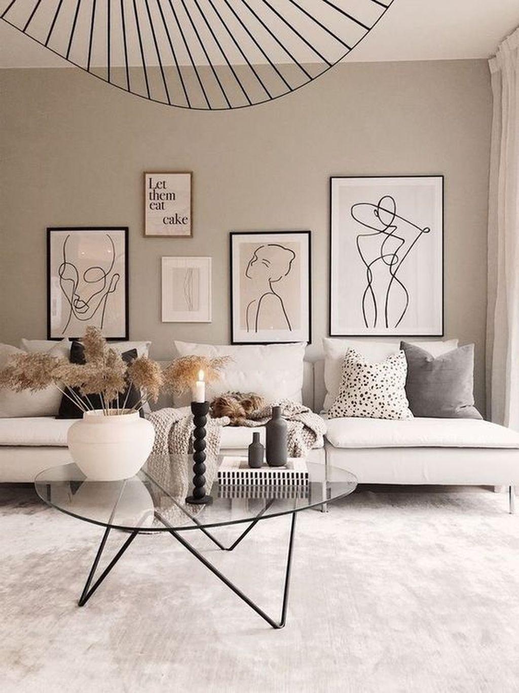 30 Marvelous Scandinavian Interior Design To Upgrade The Beautiful Of Your Living Room In 2020 Scandi Living Room Luxury Living Room Living Room Scandinavian
