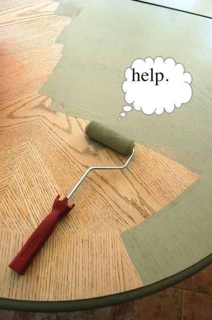 How to Paint furniture like a pro- someday i'll be glad I pinned this!