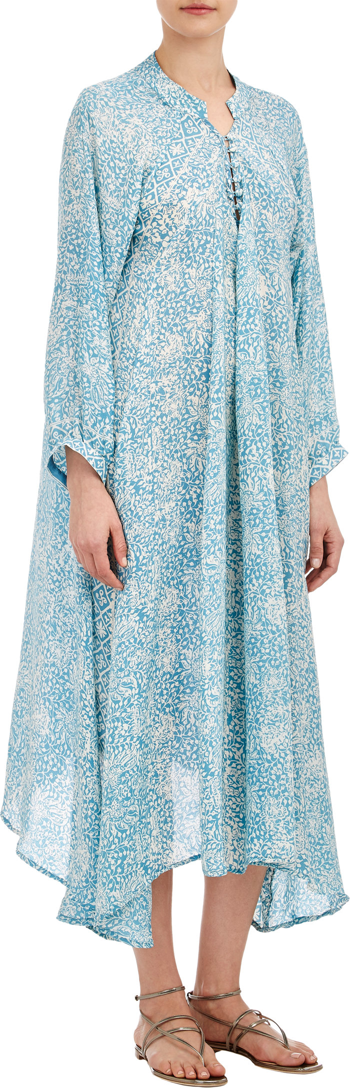 Natalie Martin Draped Fiore Maxi Dress At Barneys Com Maxi Dress Dresses Fashion [ 2174 x 700 Pixel ]