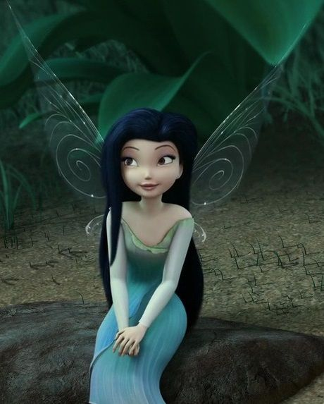 tinkerbell and friends silvermist - Google Search