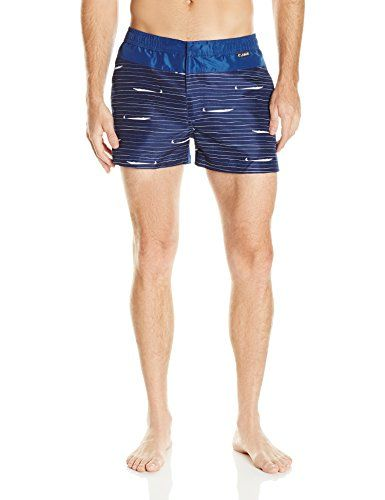 7c3dd3e13b CIN2 Mens 2 inch Panel Woven Swim Trunk Croc Print Navy 32 <3 Find out more  by clicking the VISIT button
