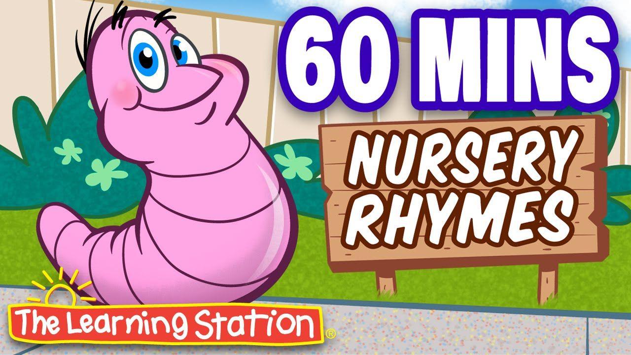 Popular Nursery Rhymes & Songs for Kids 60 Minutes of