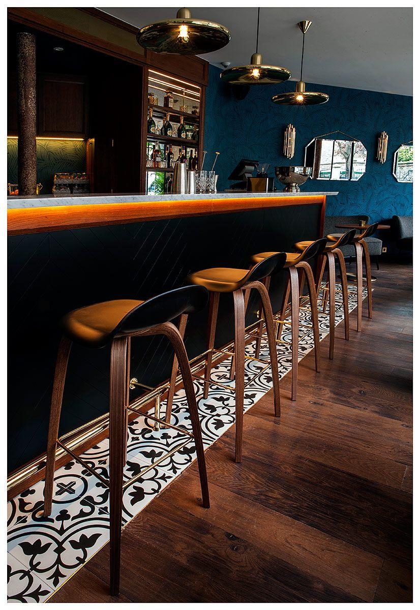 h tel andr latin en par s interiors pinterest bar restaurant design y bar interior. Black Bedroom Furniture Sets. Home Design Ideas