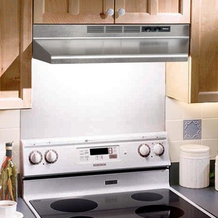 30 Non Ducted Under Cabinet Range Hood
