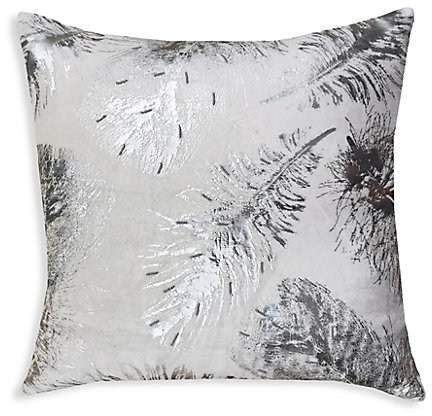 83be242952eea Callisto Home Printed Velvet Pillow